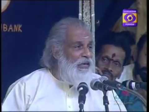 Great singing and melodious voice of legend carnatic musician Dr KJ Yesudas. Enjoy.