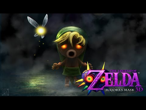 Majora's Mask 3DS Fan Made Gameplay Trailer