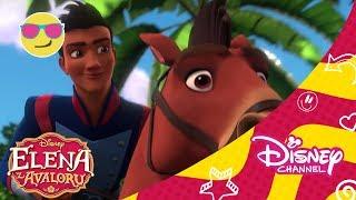 Kapitan Straży   Piosenka   Elena z Avaloru   Oglądaj w Disney Channel!