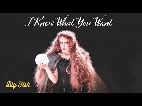 The Witch - Big Fish - Kaeli Morris