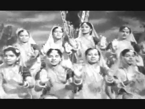 Kanha bajaye bansuri..Nastik1954 - Lata - Kavi Pradeep - C Ramchandra..a tribute