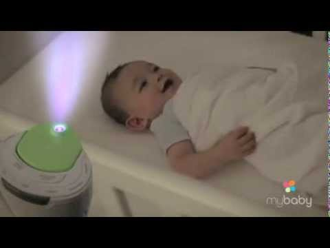 HoMedics My Baby Sound Spa Lullaby With Sounds & Projection
