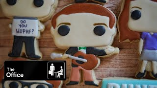 Andy Cookie - The Office Funko Pop