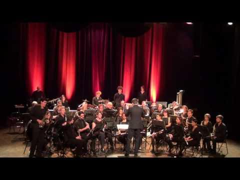 José Carlos GARCIA BEJARANO - Fantasia para saxofón alto y banda de música -Claude T. Smith