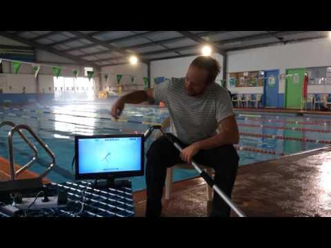 Underwater Swimming Technique Analysis