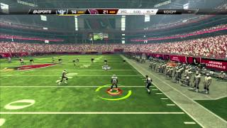 Madden 25 :: Madden NFL 25 :: MUST WATCH Epic Game! ::Ranked Online Gameplay-Cardinals Vs.Raiders