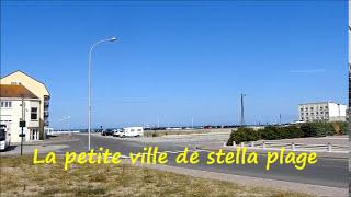 Le Camping de la mer à Stella plage (Pas de Calais)