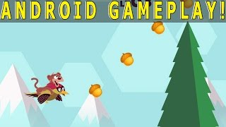 Weasel Woodpecker - Android Gameplay & My High Score