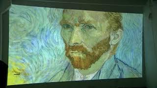 Выставка Ван Гог. Оживающие полотна