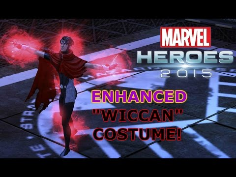 & Marvel Heroes: Scarlet Witch