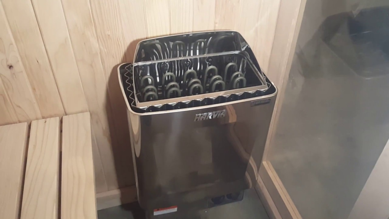 Sauna Heater Installation  240 Volt   U042d U043b U0435 U043a U0442 U0440 U043e U043f U0440 U043e U0432 U043e U0434 U043a U0430  U043a