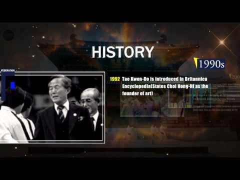 ITF(Internation Taekwondo Federation)History