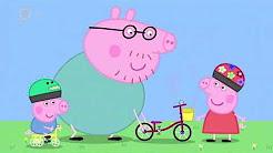 Peppa malac - A bicikli