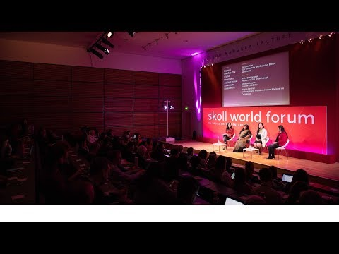 Beyond #MeToo: The Global Movement Against Sexual Assault and Harassment | SkollWF 2018