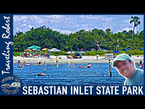 Sebastian Inlet State Park, Florida Treasure Coast - Traveling Robert