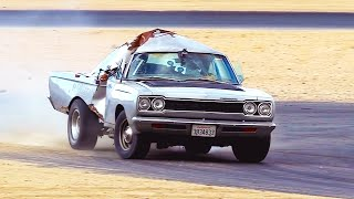 This Road Runner Was Totaled. We Made It Drift! | Roadkill #TBT | MotorTrend