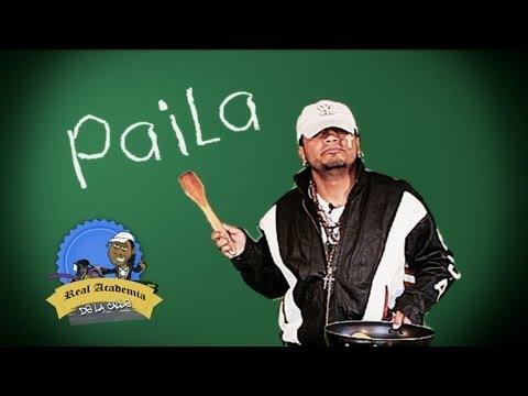 Real Academia de la Calle - Paila - Internautismo Crónico
