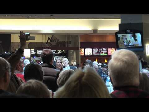 Flash Mob ~ Masterworks Chorale Toledo, Ohio