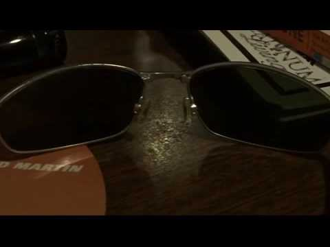 Oakley Glasses Flaking Terribly