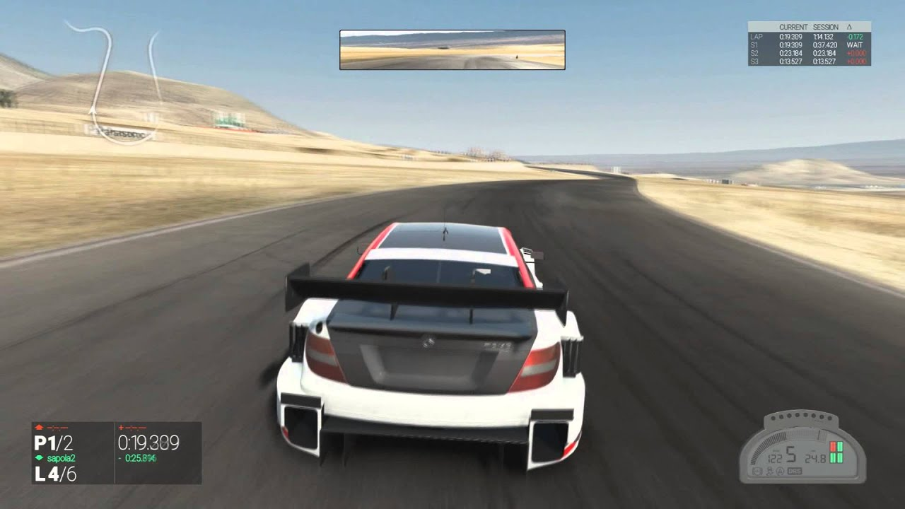 project cars esl gaming round 1 race 1 willow