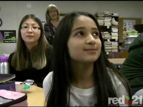 I Like My Life at Herndon Elementary School