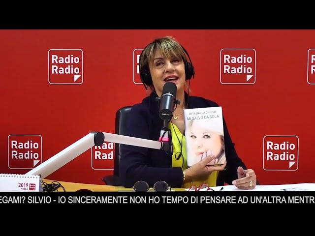 Rita Dalla Chiesa e Valeria Graci a Io le donne non le capisco - 18 Maggio 2019