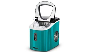 INSTANT PORTABLE ICE MAKER | Review of the Tramontina Ice Maker