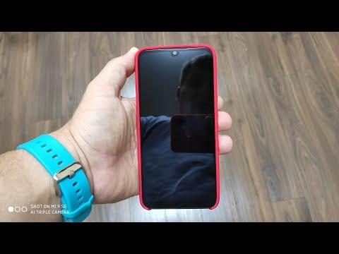 ЧЕХОЛ ЖИДКИЙ СИЛИКОН для Xiaomi Redmi 7 ► ОГОНЬ!