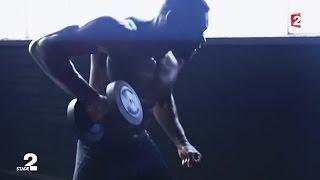 À Grigny, un champion de boxe thaï cogne les amalgames