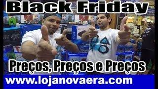 PREÇOS BLACK FRIDAY – Preço Barato p/ Comprar Vídeogame PS4 Xbox One – Loja Game Santa Efigênia SP