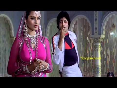 Muqaddar Ka Sikandar مقدر کا سکندر)1978)* Salaam-E-ishq Meri Jaan [H.Q.]  7sw.