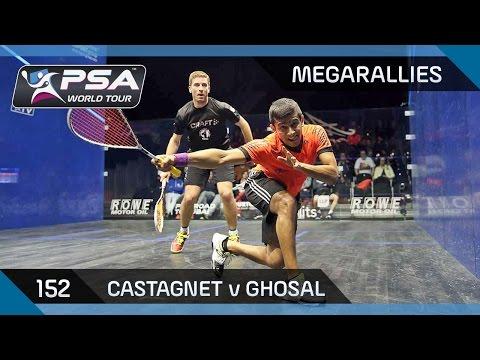 """An Arduous Rally, Great Strength!"" MegaRallies #152 - Castagnet v Ghosal"