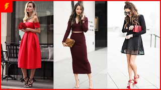 How to Wear Elegant Outfit for Valentine's Day