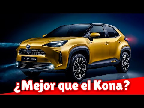 TOYOTA YARIS CROSS 2020 ✅ NUEVO SUV híbrido / Análisis