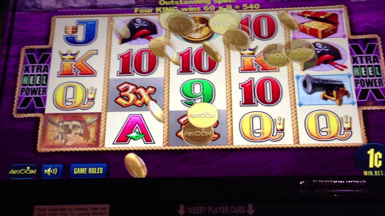 Free Casino Slot Machines Free Spins