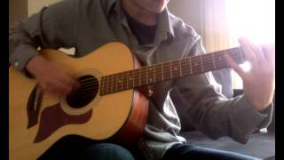 Tim Reynolds - Betrayal (Acoustic Cover)