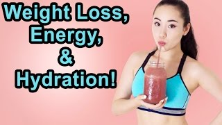 🍉 DRINK THIS to BURN BELLY FAT! - Smoothie Recipes for Weight Loss, Energy, and Hydration 💦