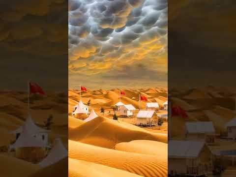 Sahara desert #shorts #dubai #desert #safari #sahara #arab #turkey #quatar #prado #camping