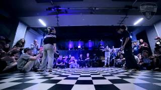 Frankie J vs Eva | House Final | Can You Rock Me? 3 2014