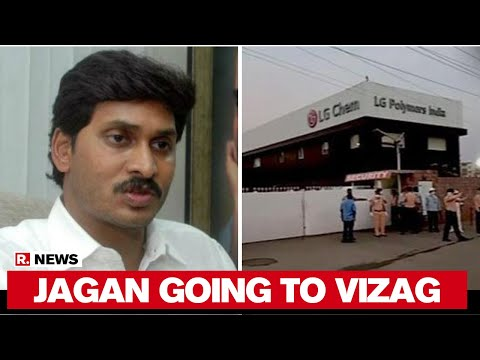 Vizag Gas Leak: CM Reddy To Go To Visakhapatnam As Casualty Fears Rise