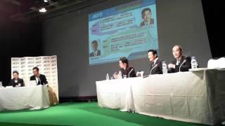東京都知事選挙 公開討論会06.