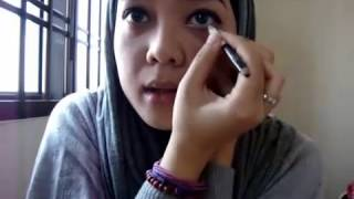 Tips make up tutorial praktis sehari hari