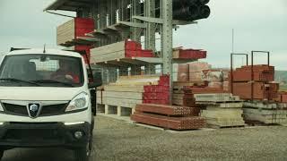 Piaggio Porter 2021 na budowę skrzynia wywrotka eco samochód dostawczy