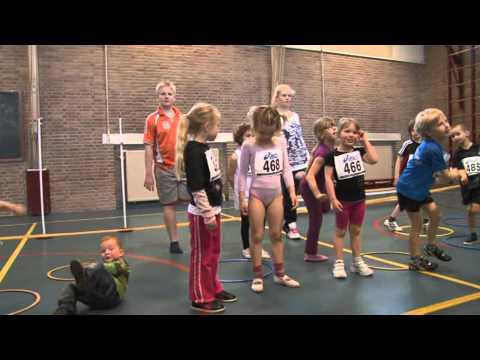 sporten na school Run for Fun