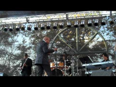 Peabo Bryson Performs By The Time This Night Is Over Live At The BB Jazz Festival 2012