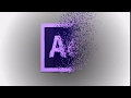 Wave Logo Particles Animation Effect Tutorial - Adobe After Effects