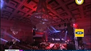 شين ودشن عقدالجلاد حفلة دبي فى العيد