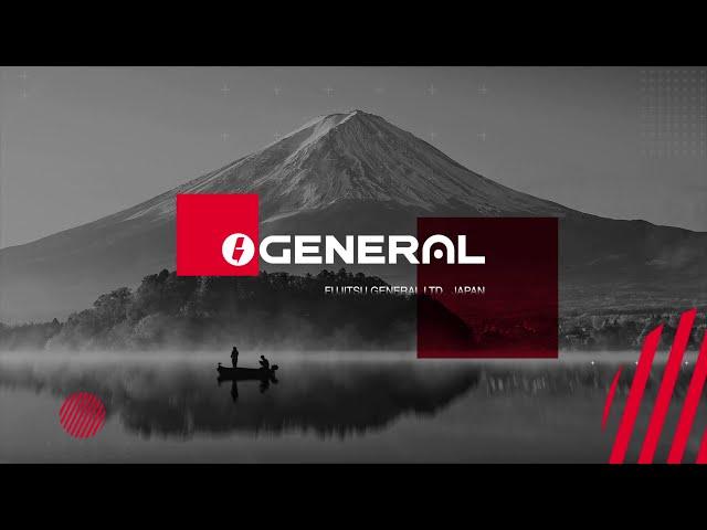 Видеоролик о бытовых кондиционерах комфорт-класса General серии Standard