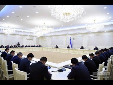 Prezident Shavkat Mirziyoyev 31-oktabr kuni qishloq xoʻjaligiga bagʻishlangan yigʻilish oʻtkazdi