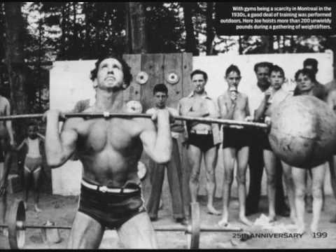 Ultimate Joe Weider Tribute